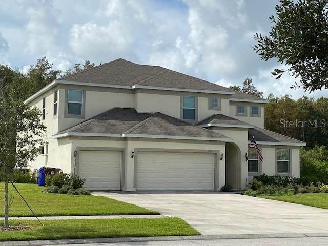 3125 Burberry Place, Saint Cloud, FL 34772 (MLS #S5042098) :: Pepine Realty