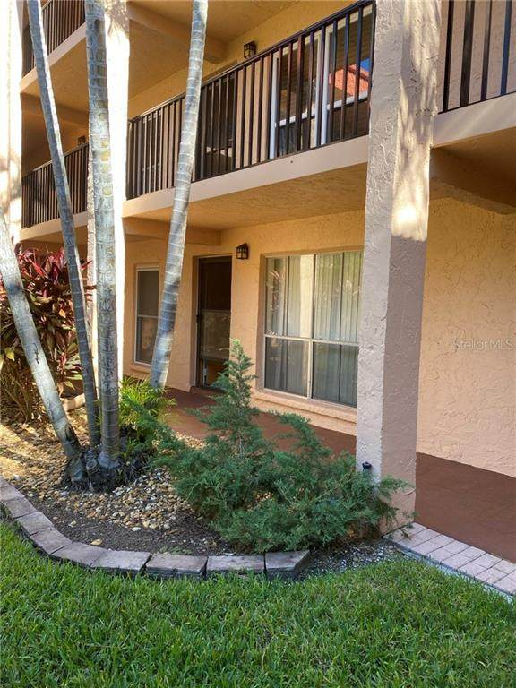 8911 Blind Pass Road #121, St Pete Beach, FL 33706 (MLS #S5043143) :: Heckler Realty