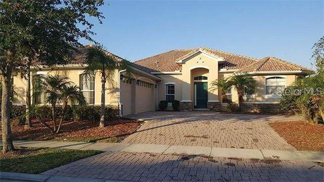 3753 Eagle Isle Circle, Kissimmee, FL 34746 (MLS #S5043206) :: Dalton Wade Real Estate Group