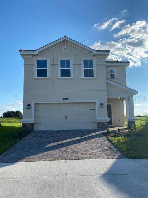 1144 Trappers Trail Loop, Davenport, FL 33896 (MLS #S5043601) :: Positive Edge Real Estate