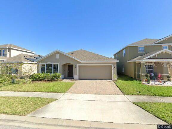 287 Williamson Drive, Davenport, FL 33897 (MLS #S5044885) :: Visionary Properties Inc