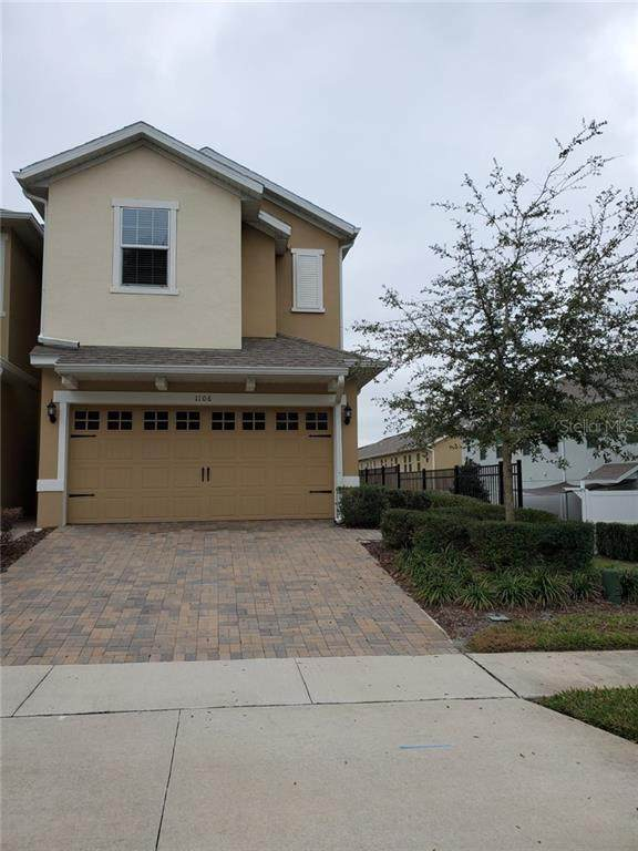 1106 E 10TH Street, Apopka, FL 32703 (MLS #S5045174) :: Team Bohannon Keller Williams, Tampa Properties
