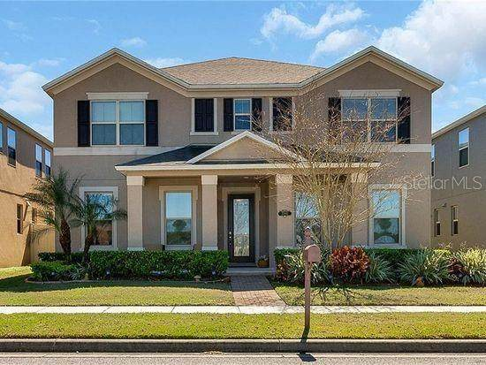 11842 Gray Rock Trail, Windermere, FL 34786 (MLS #S5045298) :: Griffin Group