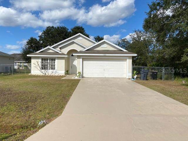 521 Finch Lane, Poinciana, FL 34759 (MLS #S5045359) :: Sarasota Home Specialists