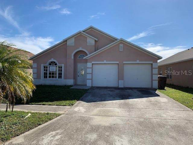 2266 Mallard Creek Circle, Kissimmee, FL 34743 (MLS #S5045449) :: GO Realty
