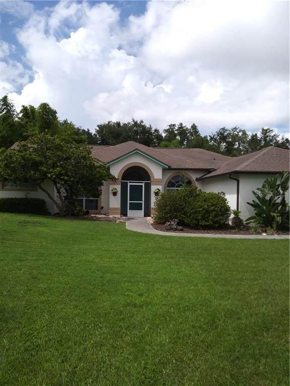 2601 Shortleaf Court, Kissimmee, FL 34746 (MLS #S5045545) :: Armel Real Estate