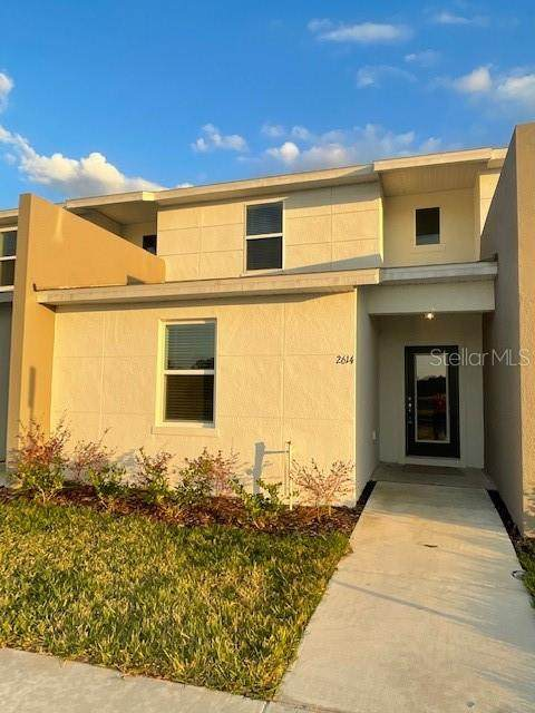2614 Old Kent Circle, Kissimmee, FL 34758 (MLS #S5046803) :: Bridge Realty Group