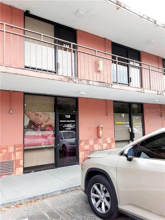 8421 S Orange Blossom Trail #128, Orlando, FL 32809 (MLS #S5048846) :: Florida Life Real Estate Group