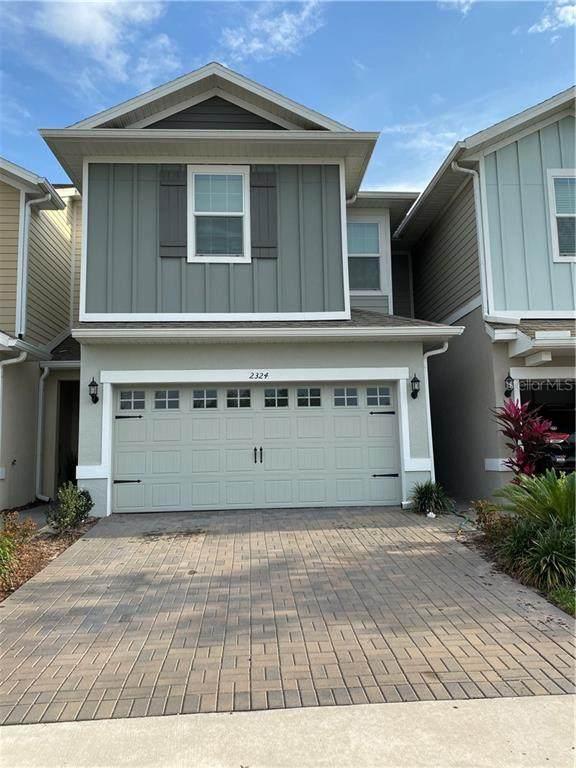 2324 Sedge Grass Way, Orlando, FL 32824 (MLS #S5049034) :: Rabell Realty Group