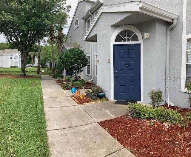 1608 Columbia Arms Circle #125, Kissimmee, FL 34741 (MLS #S5049475) :: Coldwell Banker Vanguard Realty
