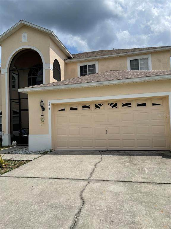 608 Raven Court, Poinciana, FL 34759 (MLS #S5049506) :: Bustamante Real Estate