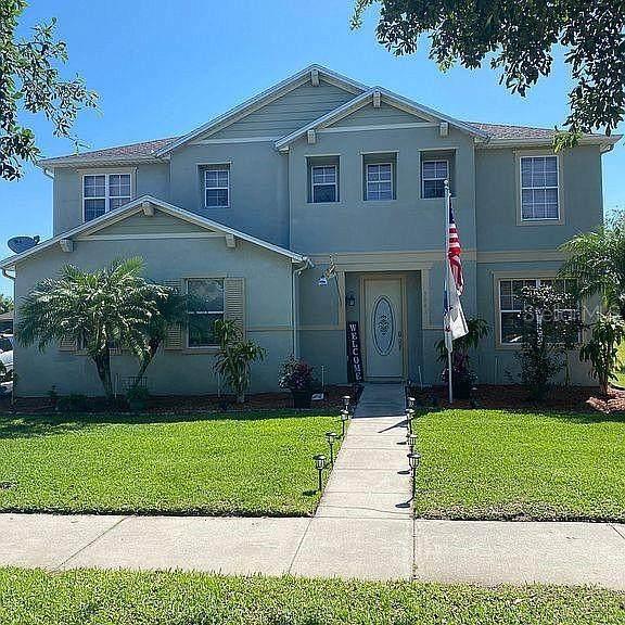 3942 Cedar Hammock Trail, Saint Cloud, FL 34772 (MLS #S5049758) :: Positive Edge Real Estate