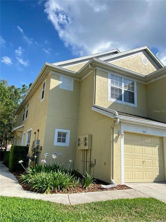 6104 Twain Street #101, Orlando, FL 32835 (MLS #S5050222) :: The Price Group