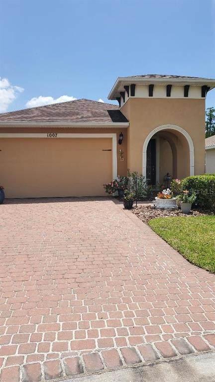 1007 Harbor Ridge Drive, Poinciana, FL 34759 (MLS #S5050301) :: Positive Edge Real Estate