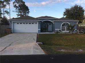 25 Bradford Court, Kissimmee, FL 34758 (MLS #S5050522) :: The Duncan Duo Team