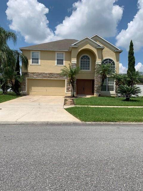 14451 Oakshire Boulevard, Orlando, FL 32824 (MLS #S5050707) :: McConnell and Associates