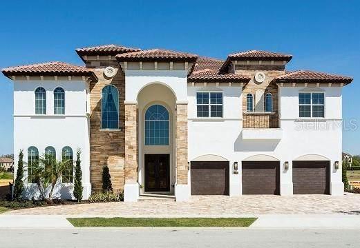 1125 Grand Traverse Parkway, Reunion, FL 34747 (MLS #S5050783) :: Bustamante Real Estate