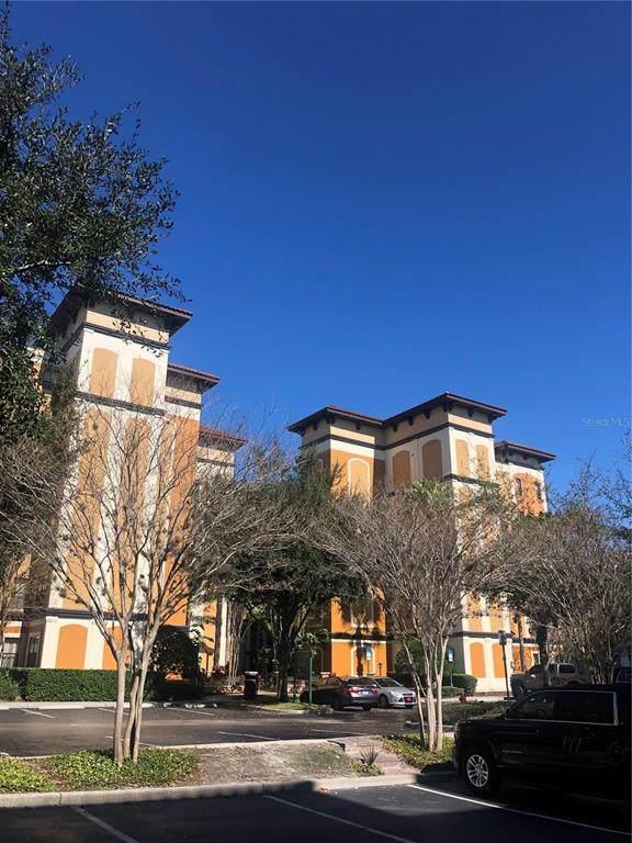 12539 Floridays Resort Drive 401D, Orlando, FL 32821 (MLS #S5051626) :: Godwin Realty Group