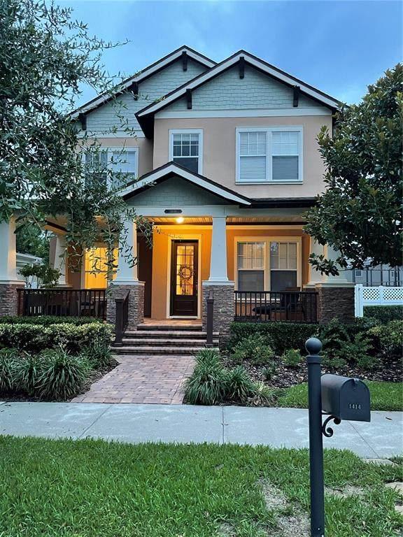 1414 Stickley Avenue, Celebration, FL 34747 (MLS #S5051857) :: Cartwright Realty
