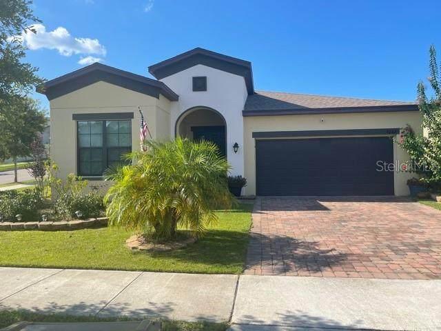 9267 Chandler Drive, Groveland, FL 34736 (MLS #S5051956) :: Zarghami Group