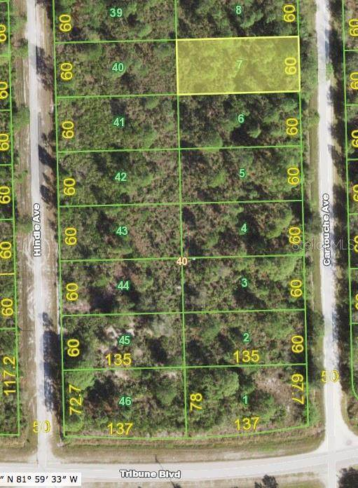 12233 Cartouche Avenue, Punta Gorda, FL 33955 (MLS #S5051971) :: Zarghami Group