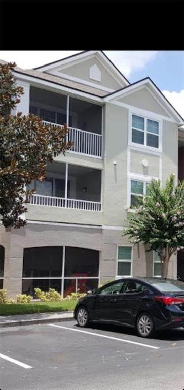 3280 Soho Street #107, Orlando, FL 32835 (MLS #S5052195) :: Cartwright Realty