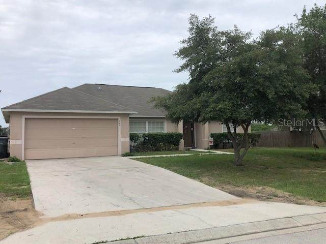 565 Hatchwood Drive, Haines City, FL 33844 (MLS #S5052267) :: Vacasa Real Estate