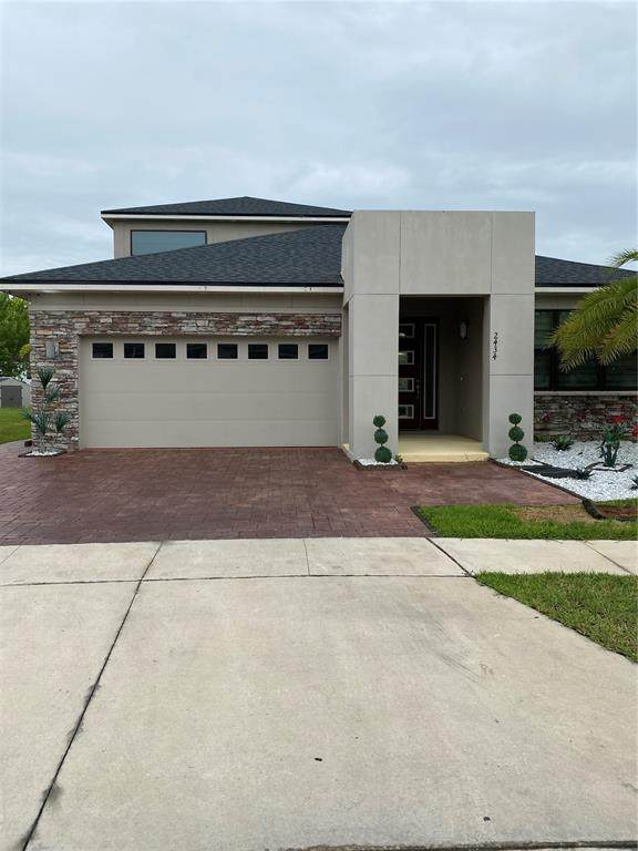 2434 Chateau Loop, Kissimmee, FL 34741 (MLS #S5052328) :: GO Realty