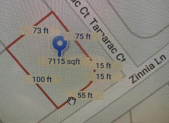 101 Zinnia Lane W, Poinciana, FL 34759 (MLS #S5052343) :: CGY Realty