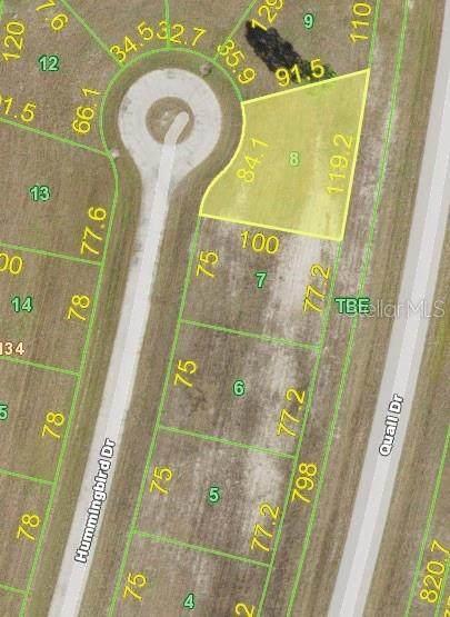 34 Hummingbird Drive, Placida, FL 33946 (MLS #S5053585) :: Zarghami Group