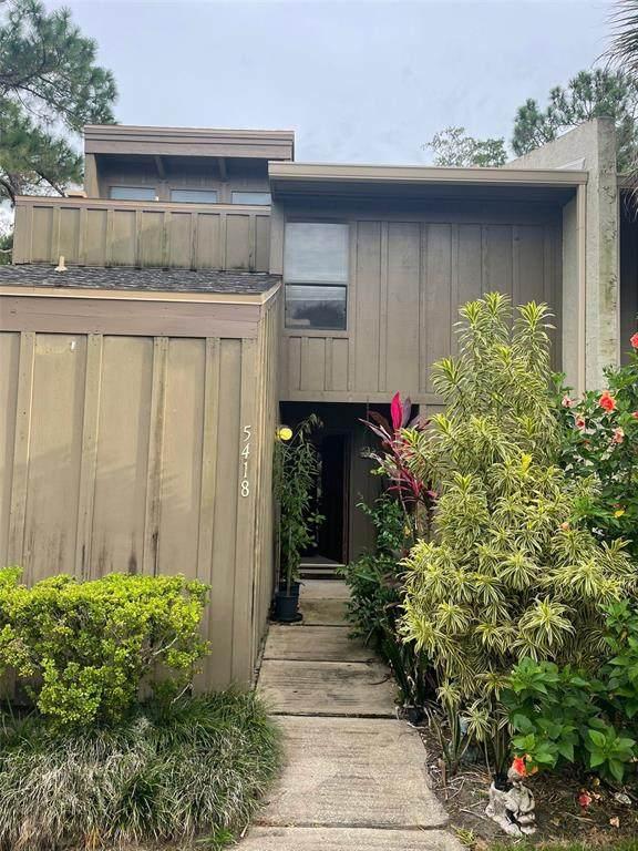 5418 Pine Creek Drive #1702, Orlando, FL 32811 (MLS #S5053823) :: The Kardosh Team