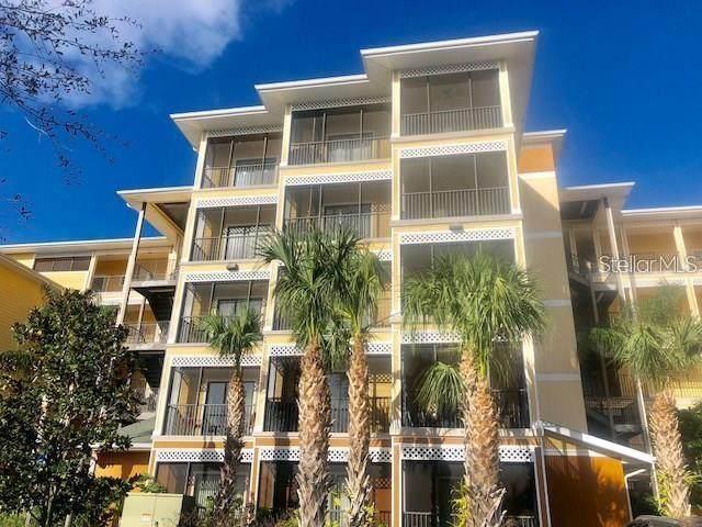 9055 Treasure Trove Lane #305, Kissimmee, FL 34747 (MLS #S5054135) :: The Robertson Real Estate Group