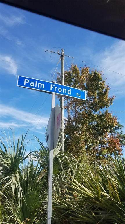 0 Palm Frond Road, Saint Cloud, FL 34771 (MLS #S5054171) :: Memory Hopkins Real Estate