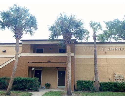 652 Kenwick Circle #204, Casselberry, FL 32707 (MLS #S5054174) :: Dalton Wade Real Estate Group