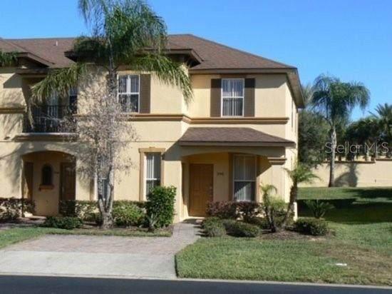 457 La Mirage Street, Davenport, FL 33897 (MLS #S5054224) :: Global Properties Realty & Investments