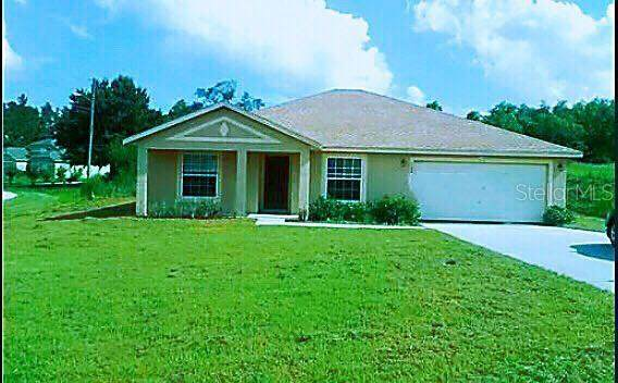 102 Sail Place, Poinciana, FL 34759 (MLS #S5054238) :: Cartwright Realty