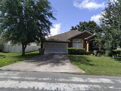 810 Adour Drive, Kissimmee, FL 34759 (MLS #S5054373) :: GO Realty