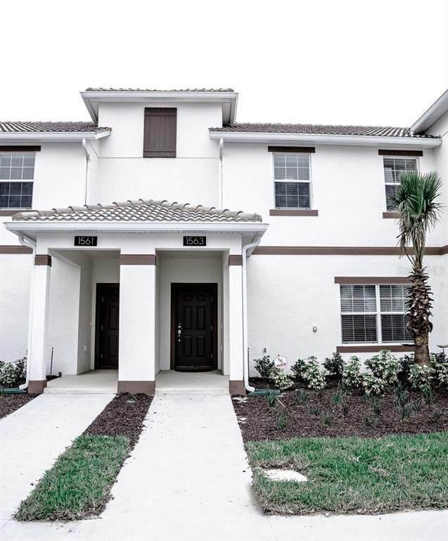 1563 Plunker Drive, Davenport, FL 33896 (MLS #S5054683) :: Zarghami Group