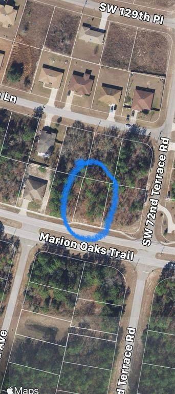 Marion Oaks Trail, Ocala, FL 34473 (MLS #S5055479) :: RE/MAX Elite Realty