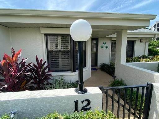 1312 Pasadena Avenue S #12, South Pasadena, FL 33707 (MLS #S5055921) :: Zarghami Group