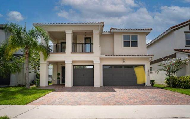 13812 Budworth Circle, Orlando, FL 32832 (MLS #S5056006) :: The Curlings Group