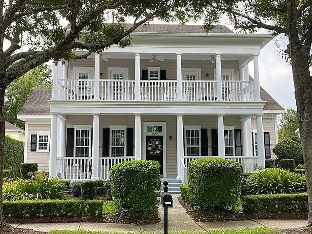 929 Jasmine Street, Celebration, FL 34747 (MLS #S5056316) :: The Home Solutions Team | Keller Williams Realty New Tampa