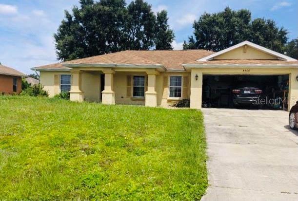 3408 35TH Street SW, Lehigh Acres, FL 33976 (MLS #S5056438) :: Premium Properties Real Estate Services