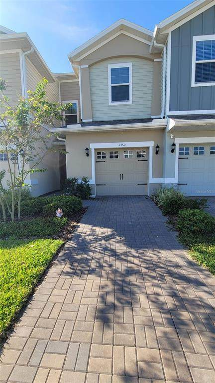 2360 Sedge Grass Way, Orlando, FL 32824 (MLS #S5056781) :: Cartwright Realty