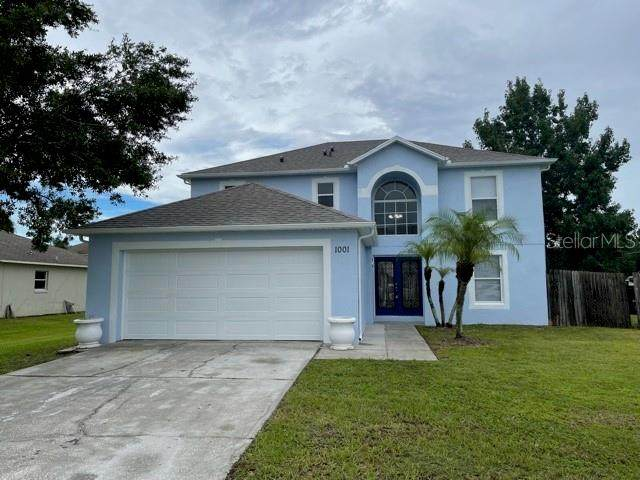 1001 Orly Drive, Kissimmee, FL 34759 (MLS #S5056786) :: Orlando Homes Finder Team