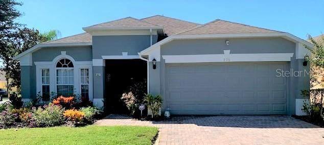 275 Highgate Park Boulevard, Davenport, FL 33897 (MLS #S5056969) :: Team Bohannon