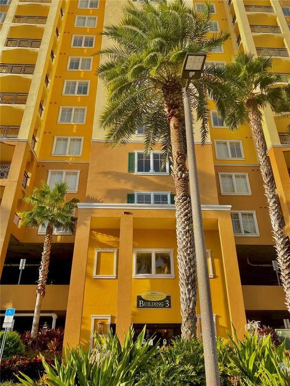 8101 Resort Village Drive #3909, Orlando, FL 32821 (MLS #S5057625) :: RE/MAX LEGACY