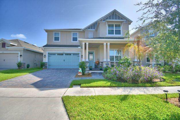 5312 Jubiloso Drive, Saint Cloud, FL 34771 (MLS #S5057626) :: Blue Chip International Realty
