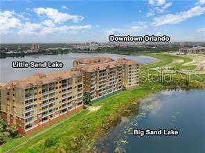 8743 The Esplanade #21, Orlando, FL 32836 (MLS #S5058004) :: Premium Properties Real Estate Services