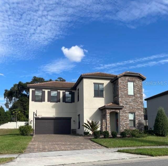 126 Macaulays Cove, Haines City, FL 33844 (MLS #S5058251) :: The Duncan Duo Team